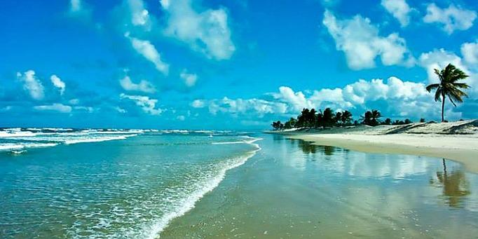 Atins beach