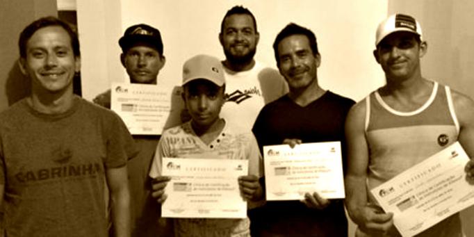 Certificação ABK de instrutores locais