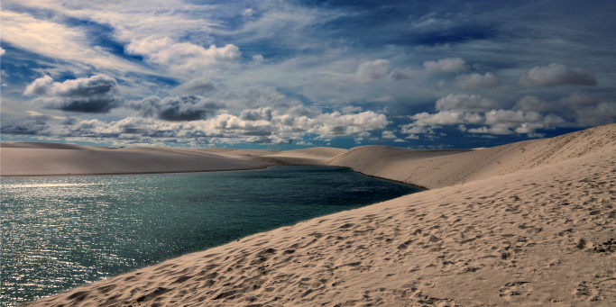 Tours & treks through the Lençóis Maranhenses