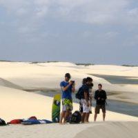 Kitesurfing Brazil